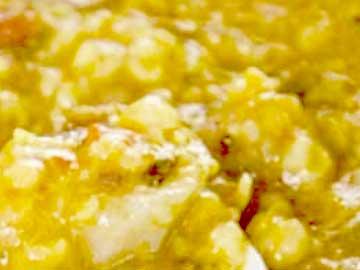 arroz de maiz hondureño