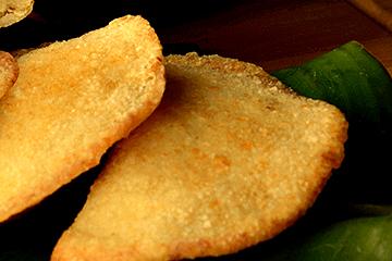 empanadas de mote ecuatorianas
