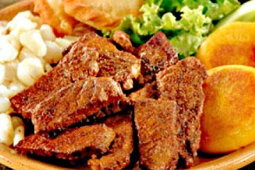 carne colorada ecuatoriana