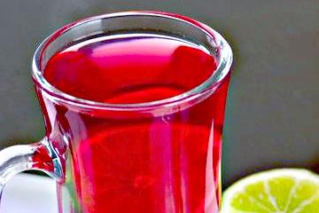 agua de horchata ecuatoriana
