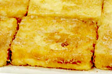 tostadas de crema bizkarra
