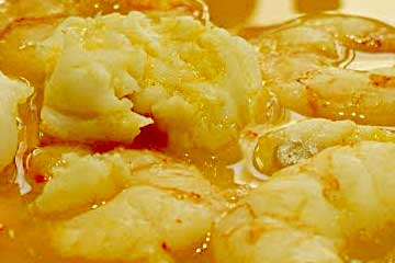 sopa de pescado tinerfeña