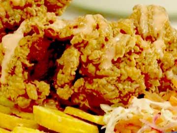pollo chuco hondureño