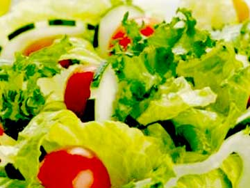 ensalada verde navideña hondureña