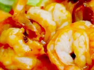 camarones a la criolla